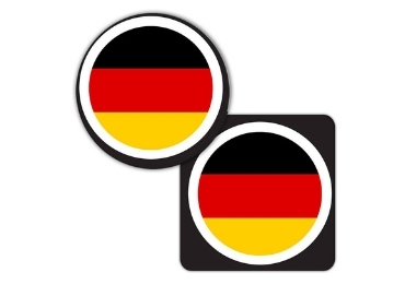 custom Germany Souvenir Acrylic Coaster wholesale manufacturer and supplier in China