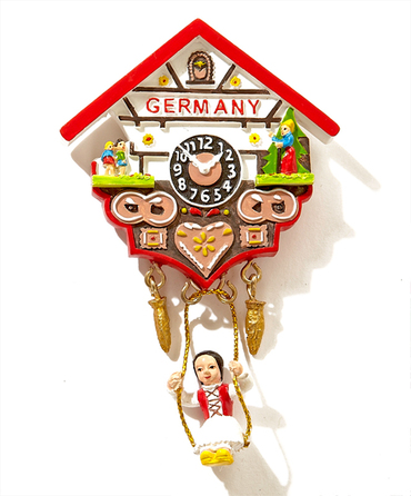 custom Germany Souvenir Cuckoo Clock wholesale manufacturer and supplier in China