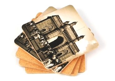 custom Germany Souvenir MDF Coaster wholesale manufacturer and supplier in China