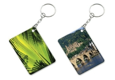 custom Germany Souvenir MDF Keychain wholesale manufacturer and supplier in China
