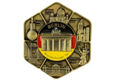 custom Germany Souvenir Metal Tray wholesale manufacturer and supplier in China