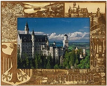 custom Germany Souvenir Photo Frame wholesale manufacturer and supplier in China