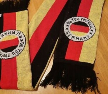 custom Germany Souvenir Scarf wholesale manufacturer and supplier in China