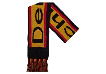 custom Germany Souvenir Sports Scarf wholesale manufacturer and supplier in China