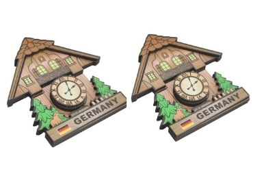 custom Germany Souvenir Wooden Magnet wholesale manufacturer and supplier in China