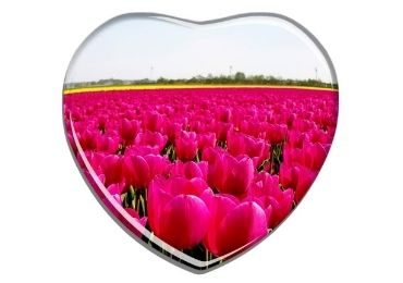 custom Holland Souvenir Acrylic Magnet wholesale manufacturer and supplier in China