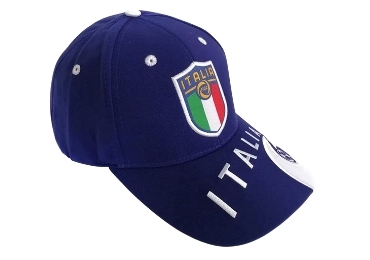 custom Italy Souvenir Cap Hat wholesale manufacturer and supplier in China