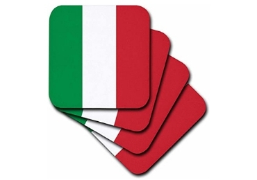 custom Italy Souvenir Cork Coaster wholesale manufacturer and supplier in China