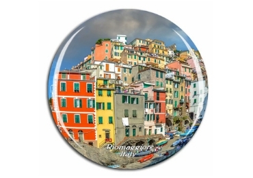 custom Italy Souvenir Epoxy Magnet wholesale manufacturer and supplier in China