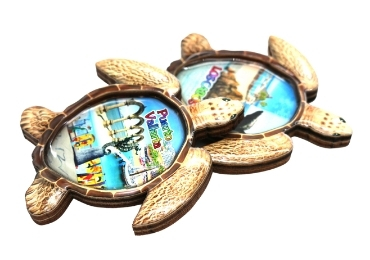 custom Lisbon Souvenir Wooden Magnet wholesale manufacturer and supplier in China