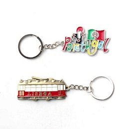 custom Luxury Souvenir key rings wholesale manufacturer and supplier in China