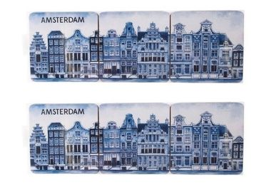 custom Netherlands Souvenir Coaster wholesale manufacturer and supplier in China