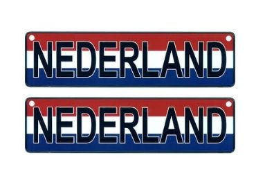 custom Netherlands Souvenir Fabric Keychain wholesale manufacturer and supplier in China