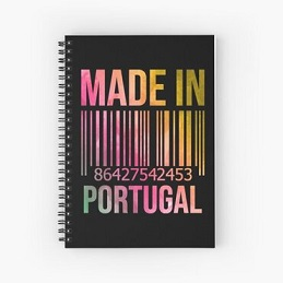 custom Portugal Notebook wholesale manufacturer and supplier in China