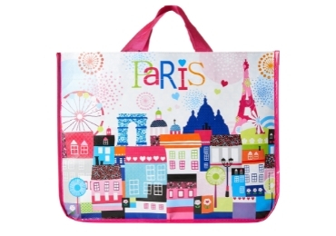 custom Paris Non-woven Bag wholesale manufacturer and supplier in China