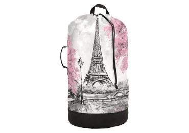 custom Paris Souvenir Drawstring Bag wholesale manufacturer and supplier in China