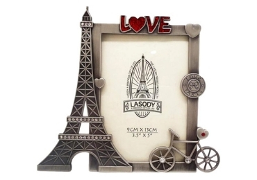 custom Paris Souvenir Photo Frame wholesale manufacturer and supplier in China
