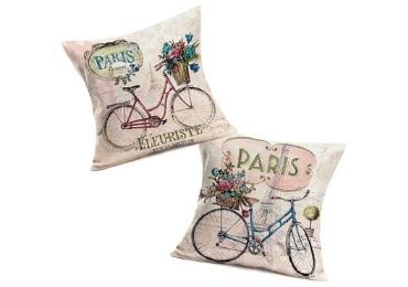 custom Paris Souvenir Pillow wholesale manufacturer and supplier in China