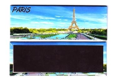 custom Paris Souvenir Tin Magnet wholesale manufacturer and supplier in China