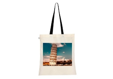 custom Pisa Souvenir Cotton Bag wholesale manufacturer and supplier in China