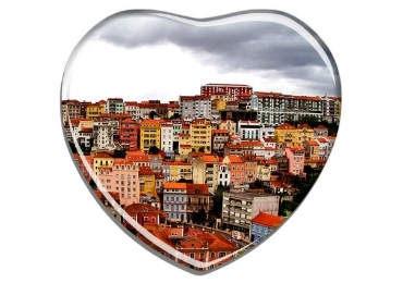 custom Portugal Acrylic Souvenir Magnet wholesale manufacturer and supplier in China