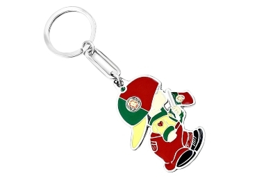 custom Portugal Keychain For Boy wholesale manufacturer and supplier in China