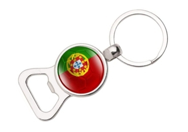 custom Portugal Souvenir Gift Keychain wholesale manufacturer and supplier in China