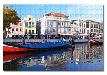 custom Portugal Souvenir Jigsaw Puzzle wholesale manufacturer and supplier in China