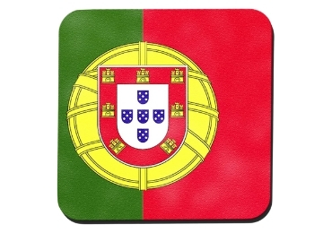 custom Portugal Souvenir MDF Coaster wholesale manufacturer and supplier in China