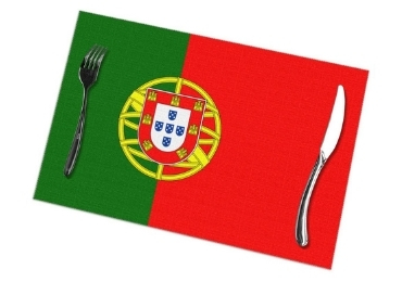 custom Portugal Souvenir PP Placemat wholesale manufacturer and supplier in China