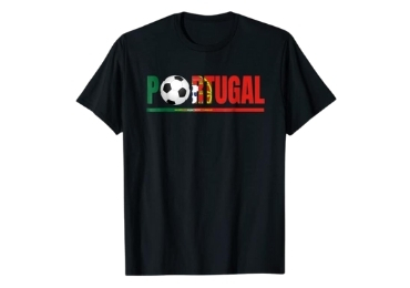 custom Portugal Souvenir T-shirts wholesale manufacturer and supplier in China
