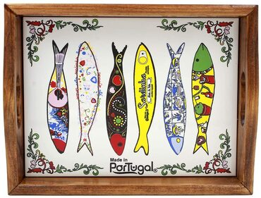 custom Portugal Souvenir Tray wholesale manufacturer and supplier in China