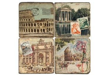 custom Souvenir Coaster Of Venice wholesale manufacturer and supplier in China