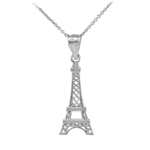 custom Souvenir Eiffel Tower Necklace wholesale manufacturer and supplier in China