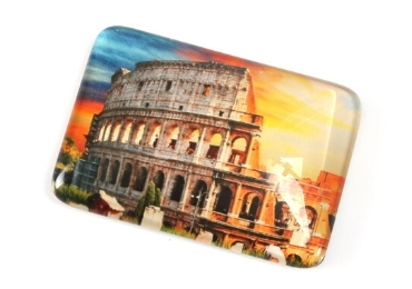 custom Souvenir Epoxy Magnet of Rome wholesale manufacturer and supplier in China