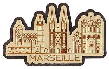 custom Souvenir MDF Magnet wholesale manufacturer and supplier in China
