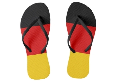 custom Souvenir Slipper for Germany wholesale manufacturer and supplier in China