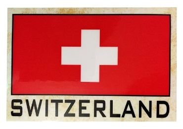 custom Switzerland Souvenir Magnet wholesale manufacturer and supplier in China