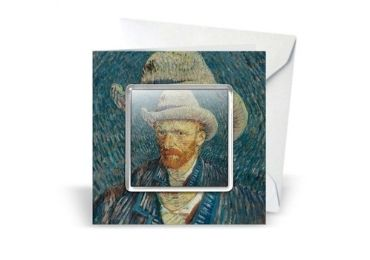 custom Van Gogh Acrylic Fridge Magnet wholesale manufacturer and supplier in China