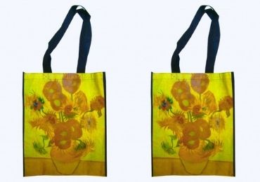 custom Van Gogh Souvenir Bag wholesale manufacturer and supplier in China