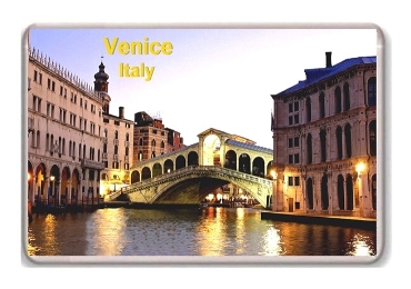 custom Venice Souvenir Acrylic Magnet wholesale manufacturer and supplier in China