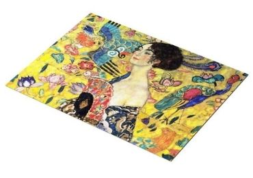 custom Vienna Artist Souvenir Placemat wholesale manufacturer and supplier in China