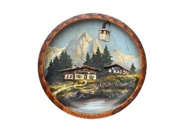 custom Vienna Souvenir Fridge Magnet wholesale manufacturer and supplier in China