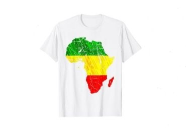 custom Africa Souvenri Cotton T-shirts wholesale manufacturer and supplier in China