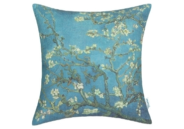custom Almond Blossoms Cotton Pillow wholesale manufacturer and supplier in China