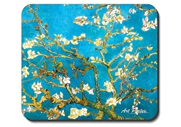 custom Almond Blossoms Mouse Pad wholesale manufacturer and supplier in China