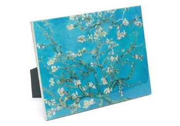 custom Almond Blossoms Souvenir Tile wholesale manufacturer and supplier in China