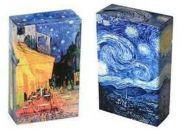 custom Art Painting Cigarette Cases wholesale manufacturer and supplier in China