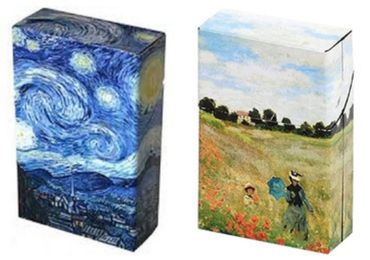 custom Artist Collectible Cigarette Boxes wholesale manufacturer and supplier in China