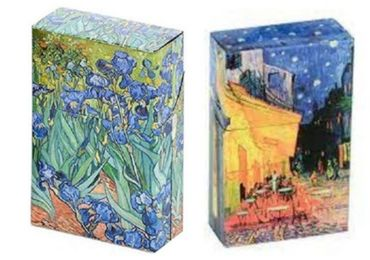 custom Artist Collectible Cigarette Cases wholesale manufacturer and supplier in China